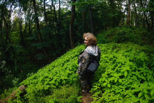 Kaniv Nature Reserve. Guards of Nature
