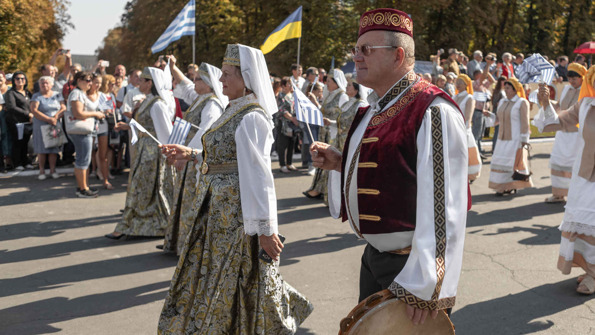 Greeks of Ukraine. Who are they?