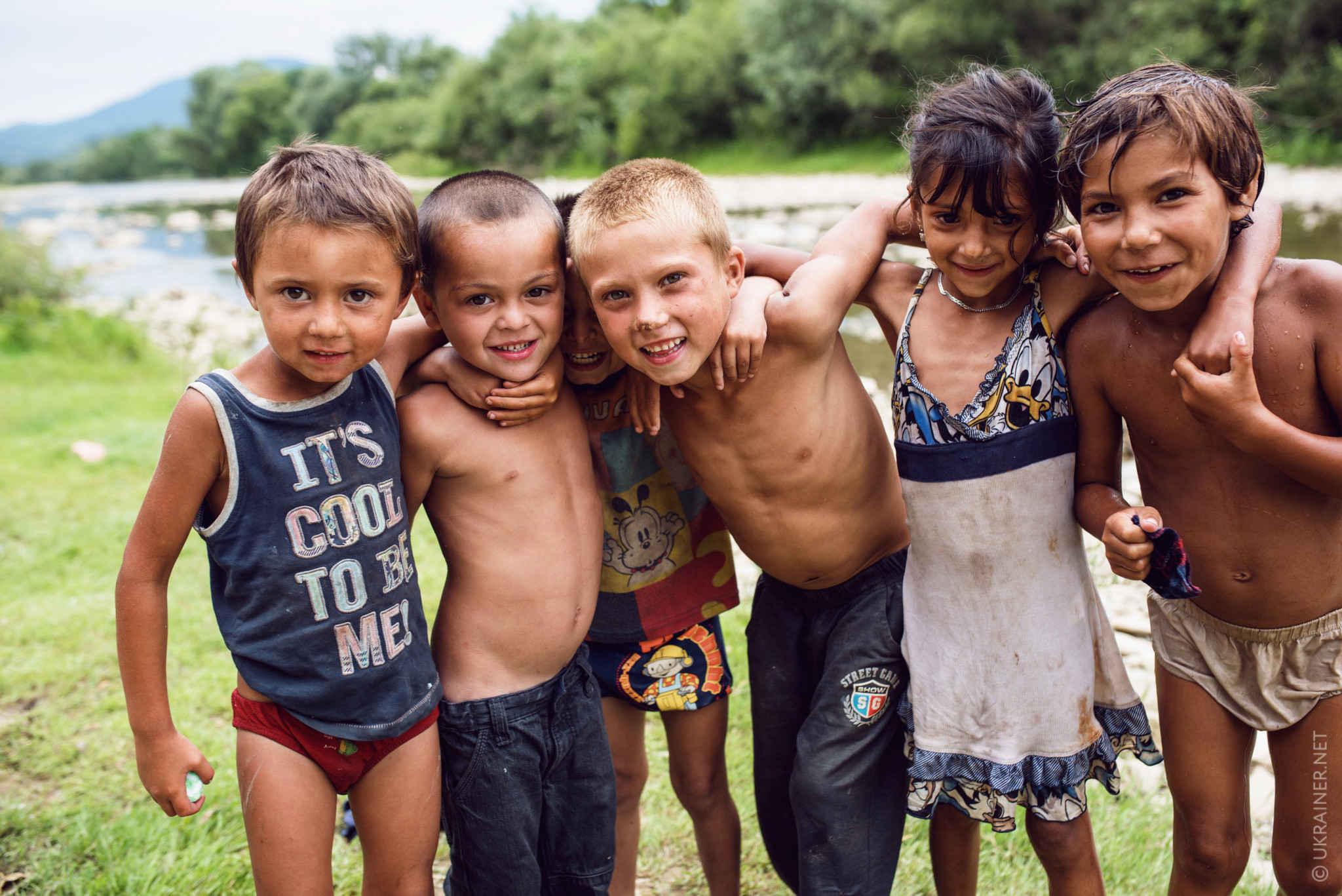 Les Roms de Transcarpatie