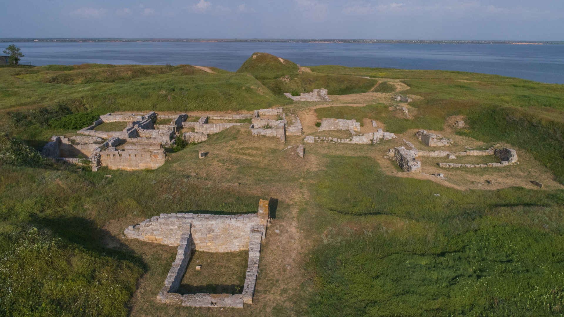 Olbia: The largest ancient Greek settlement on the Black Sea coast