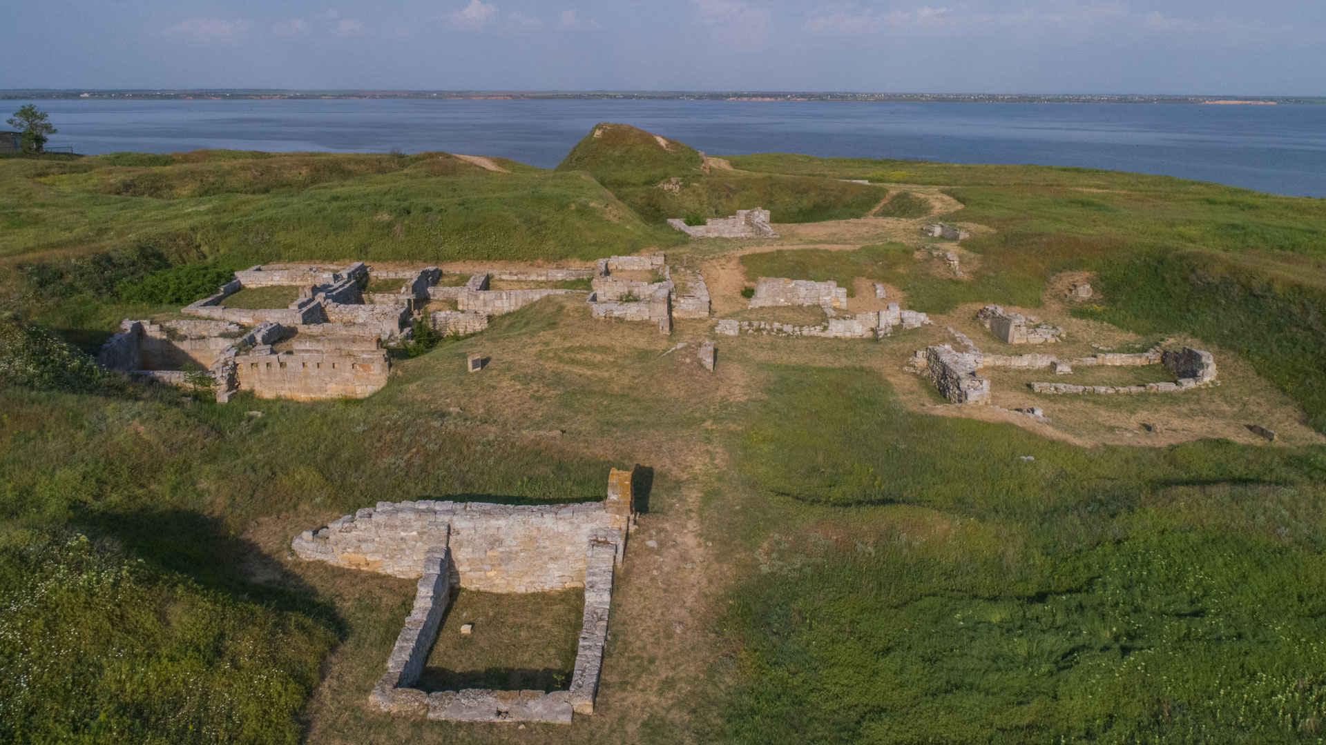 Olbia: la plus grande Cité antique du littoral nord de la mer Noire