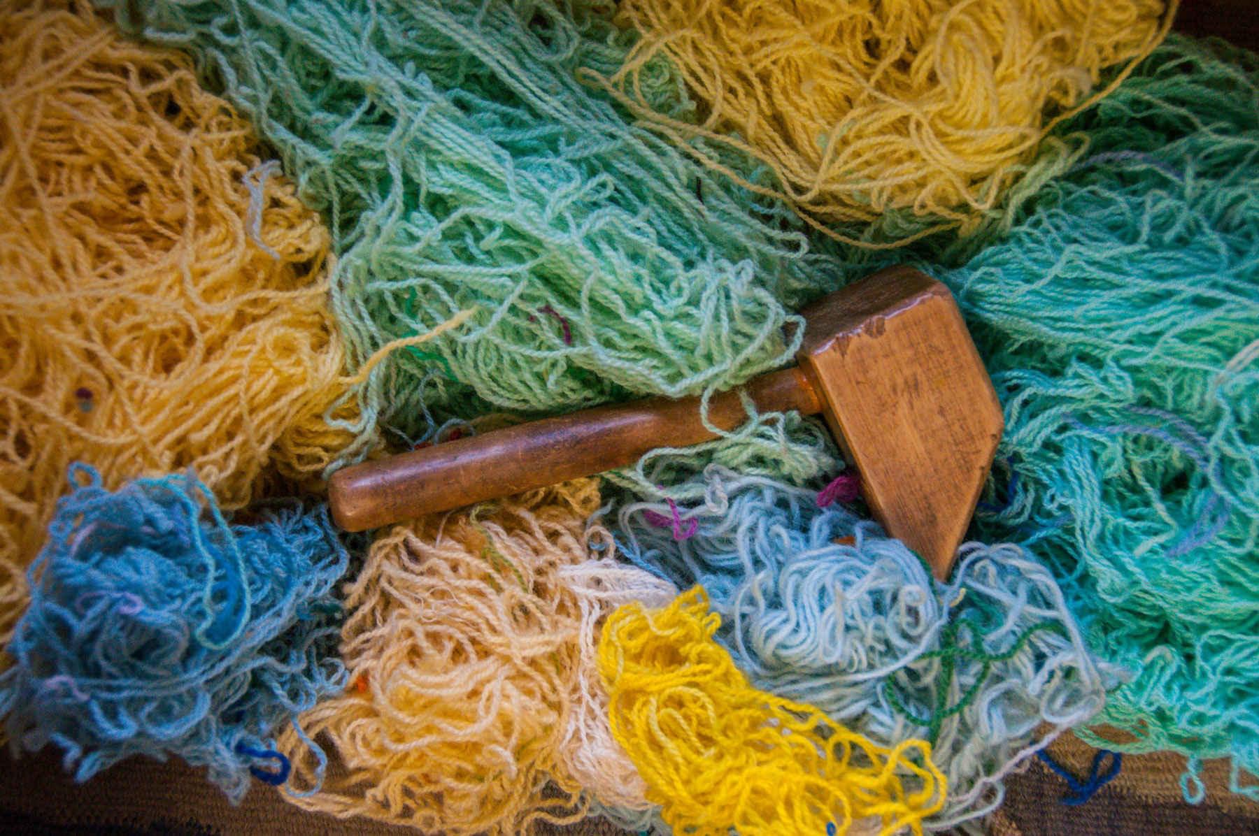 Reshetylivka. Revival of Carpet Manufacturing