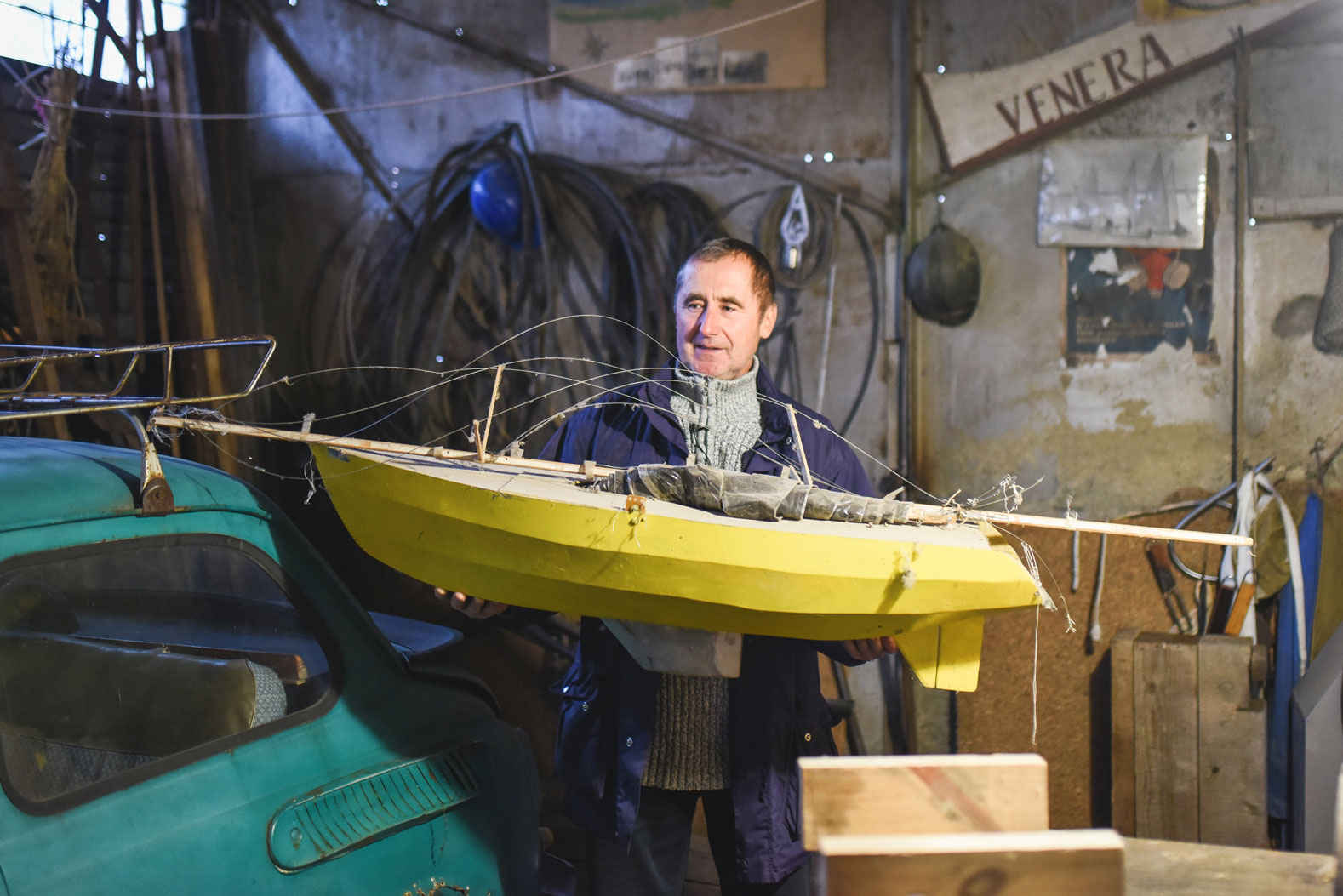Free Sailing of Horishni Plavni