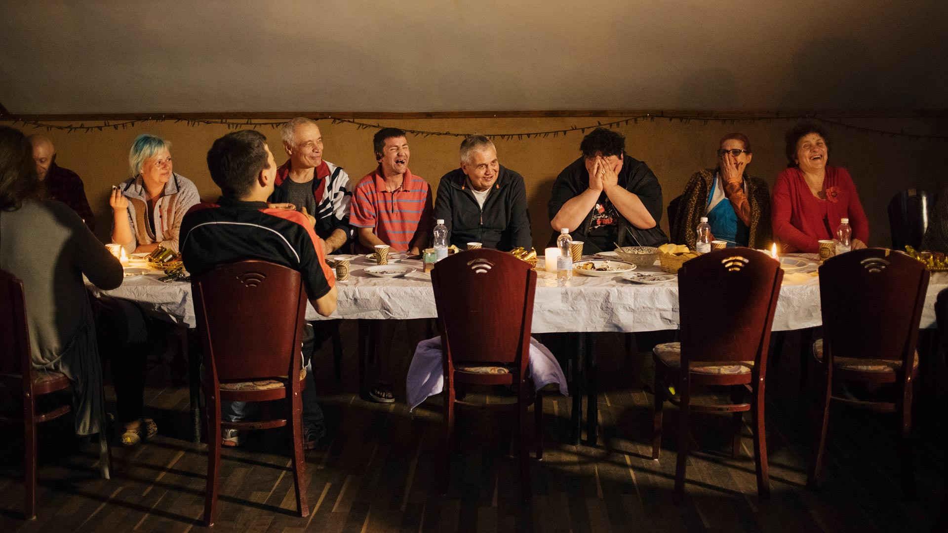 Emmaus-Oselya: Ein Haus für alle