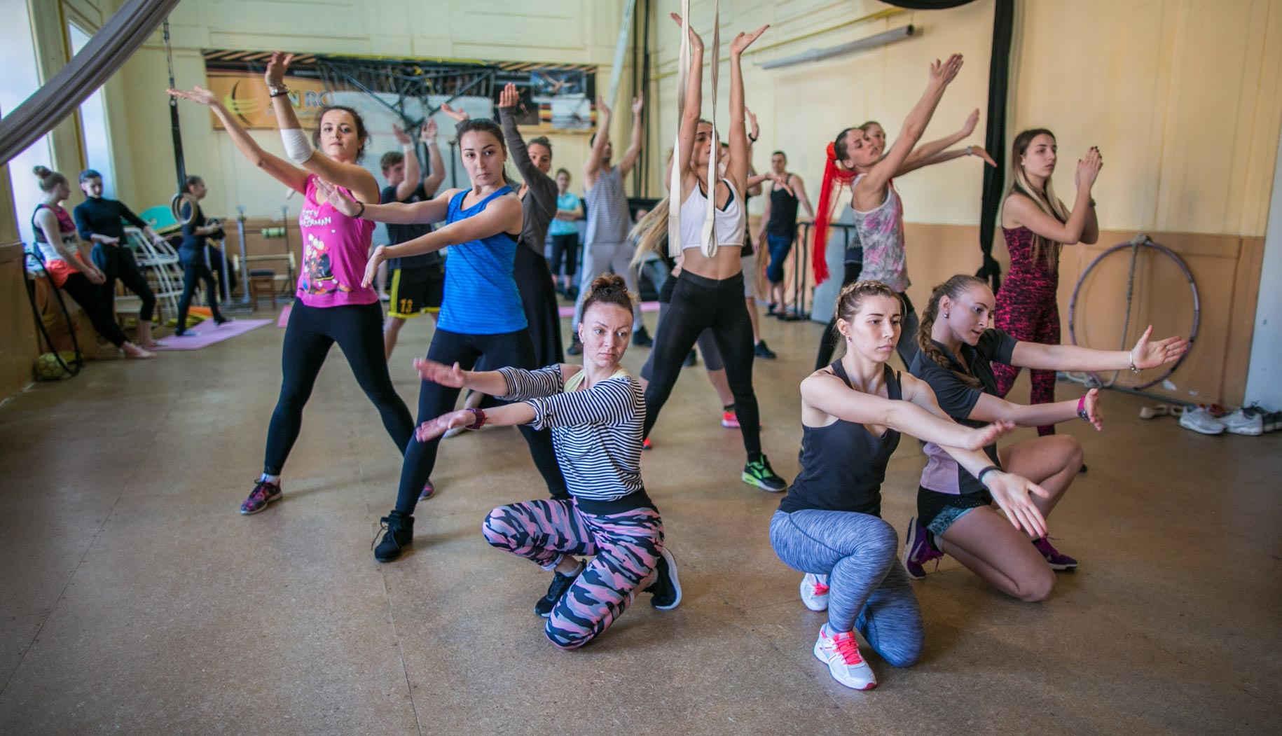 Kherson: A Circus Abroad