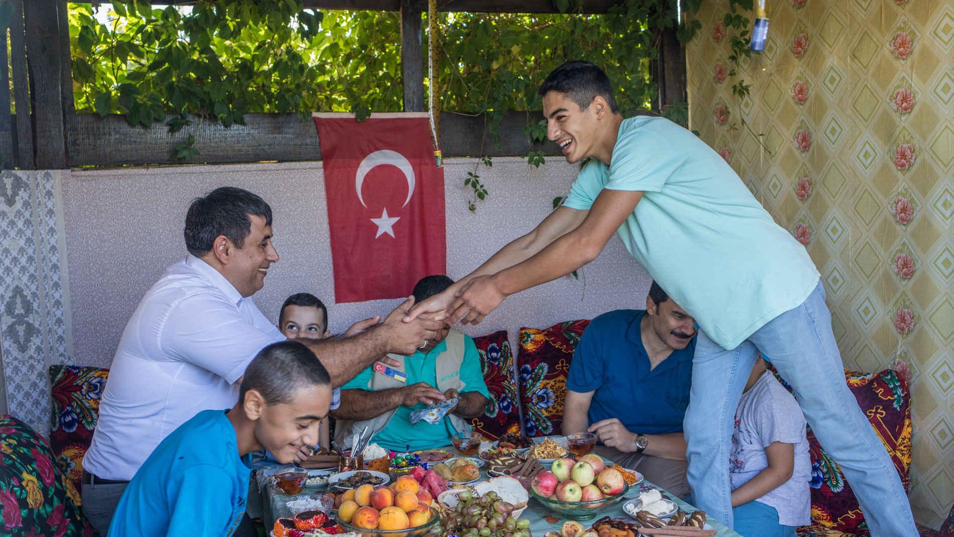 Ukrayna'da yaşayan Ahıska Türkleri kimdir?