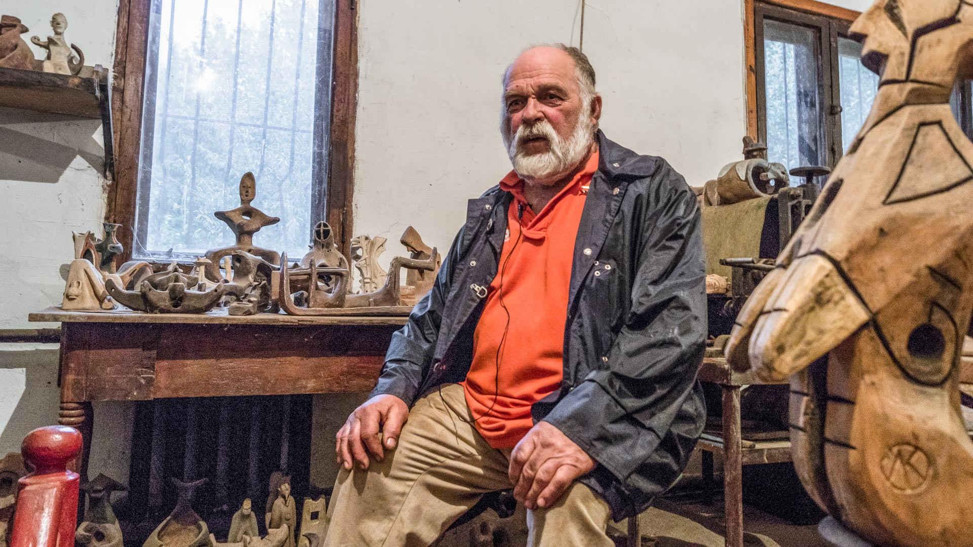 Скульптор ‒ камертон для суспільства