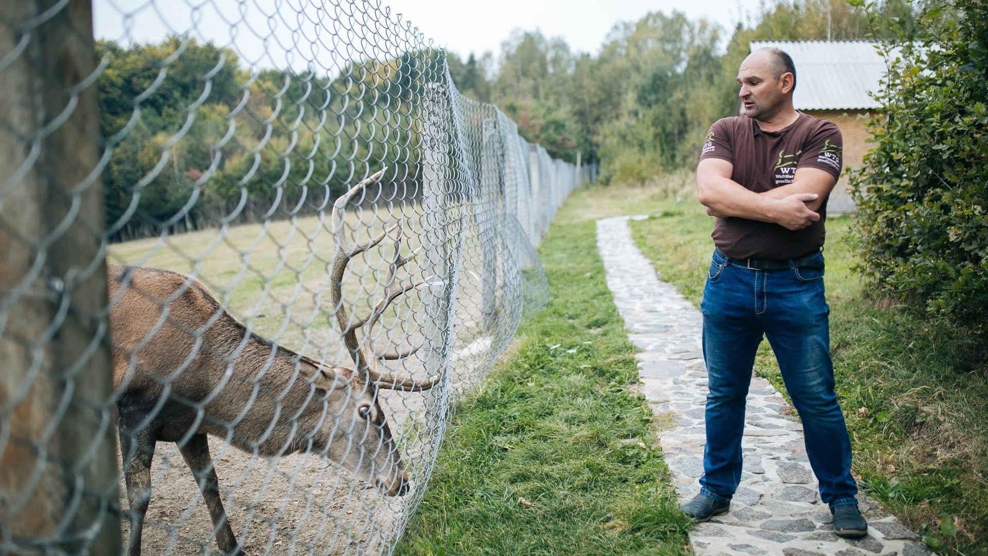 Галицький парк. З мисливця в охоронця природи