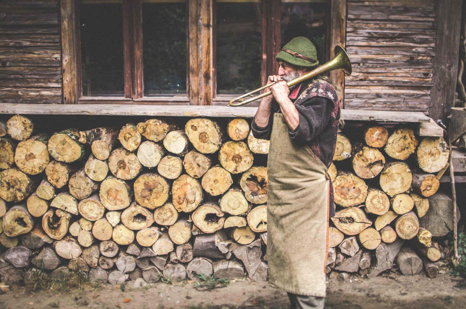 Янко Деревляный. Спаситель Явирныка