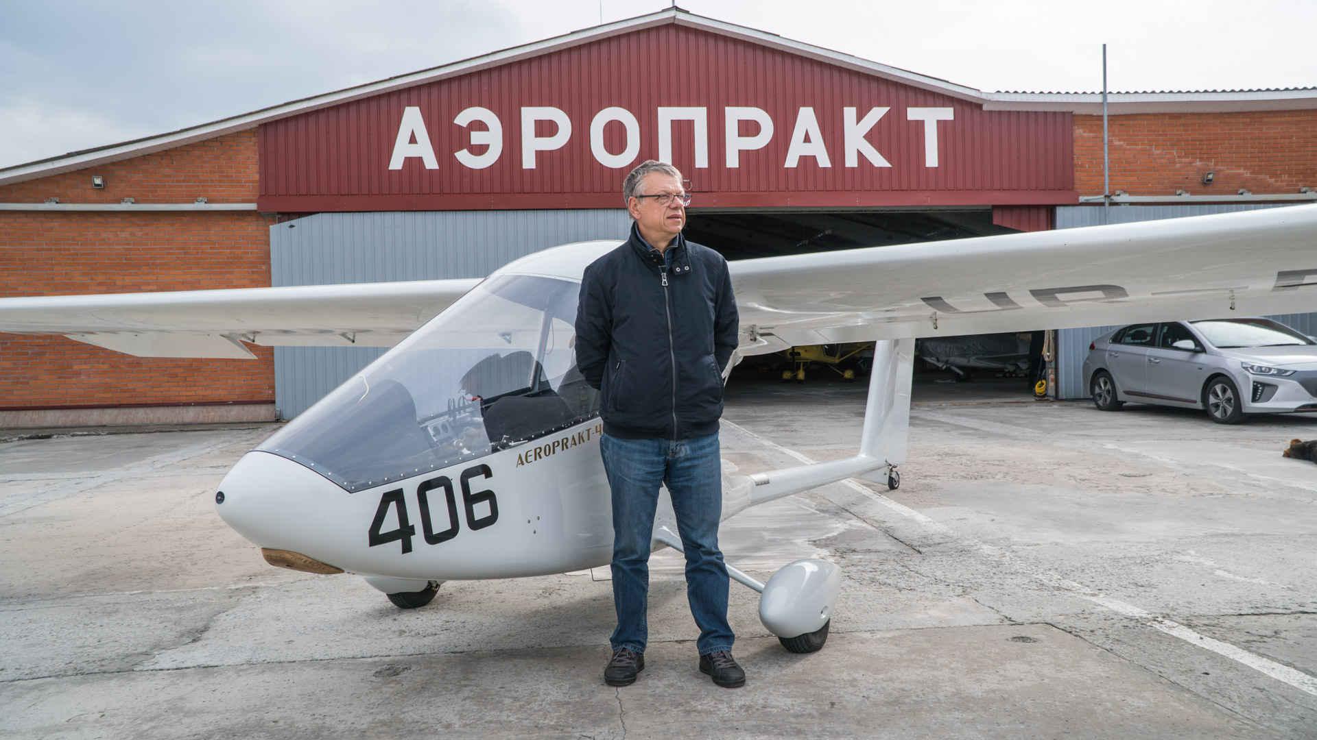 Аеропракт – українські літаки для світу