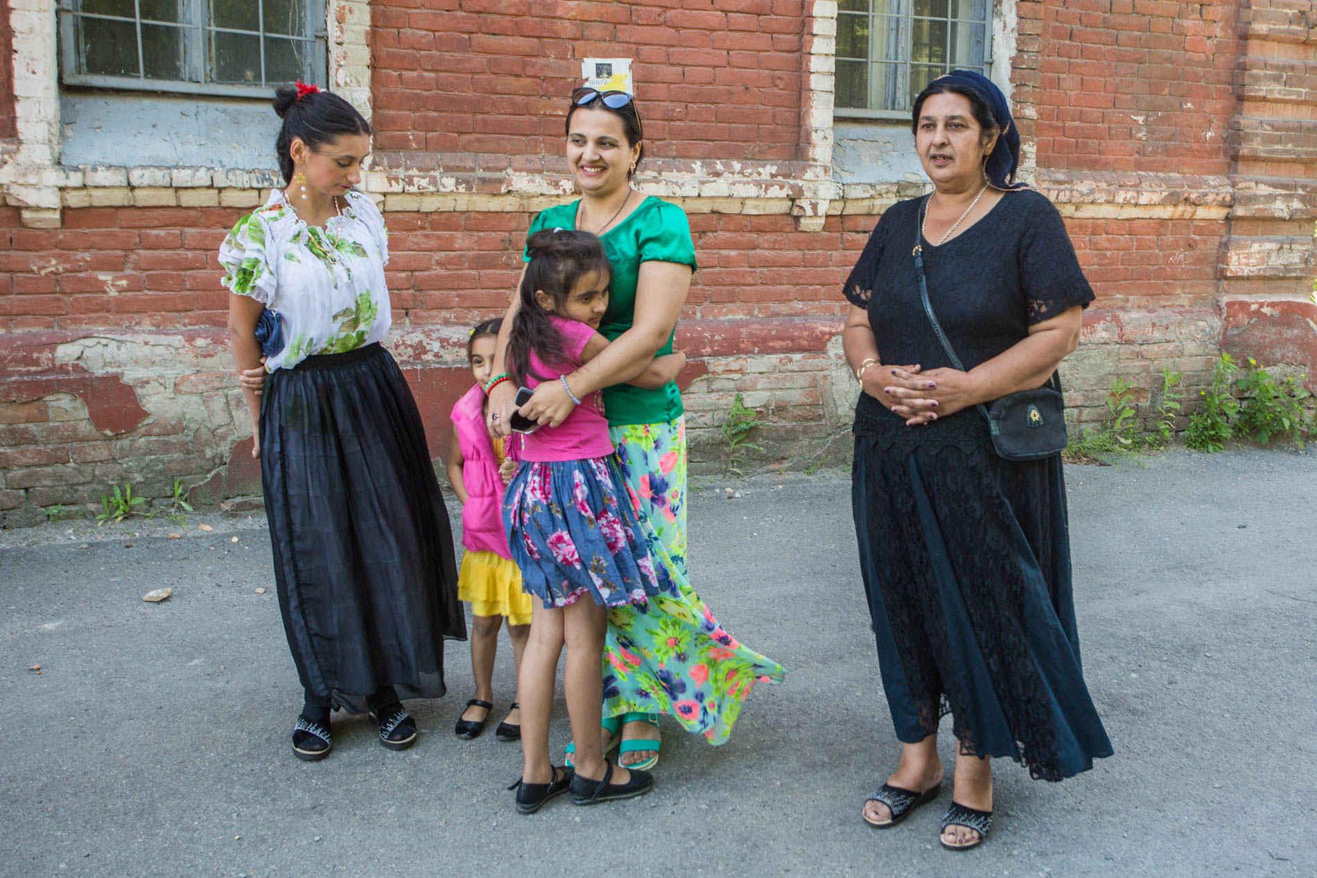 Frauen heiraten roma Namen der
