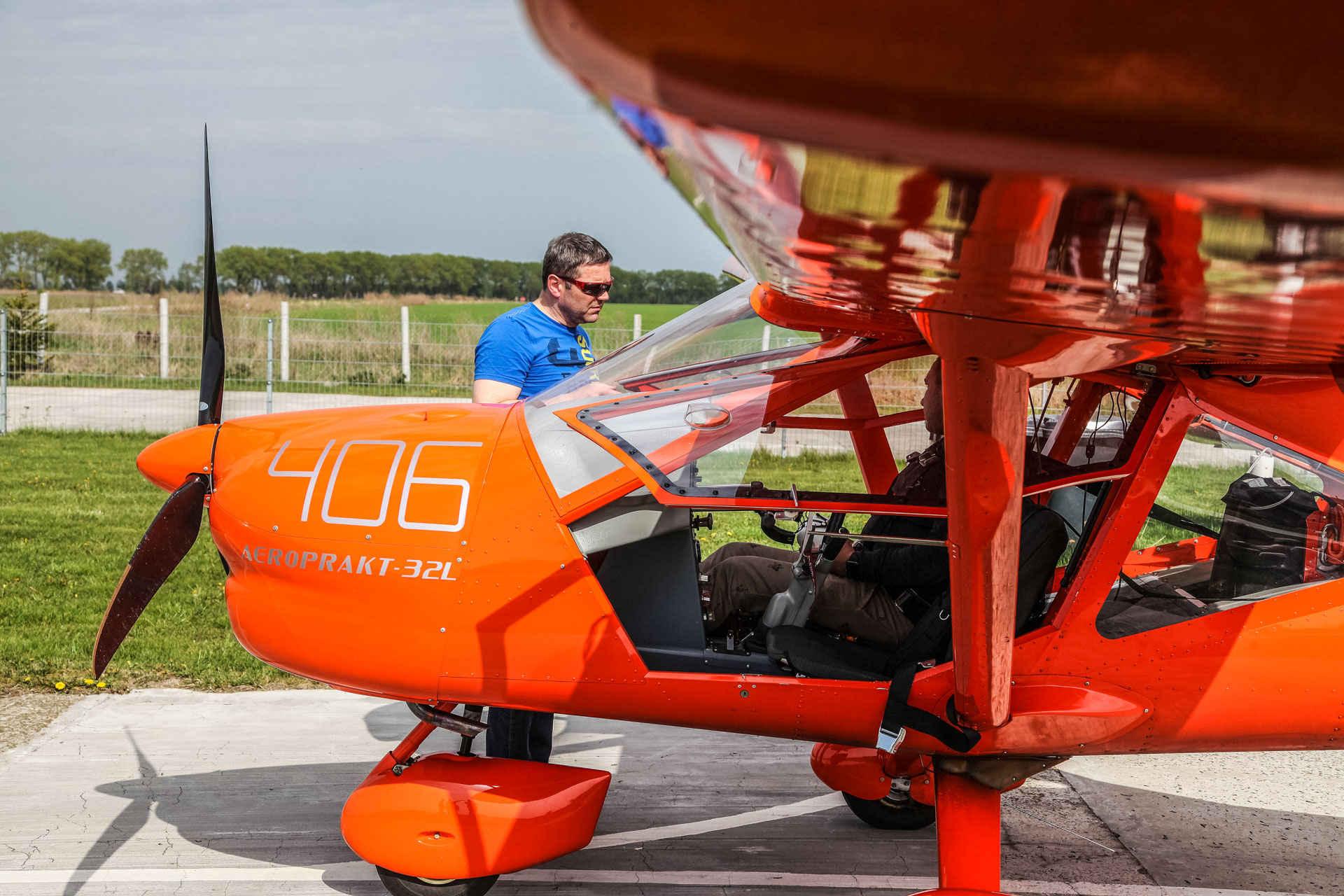 世界中に大人気なウクライナ製小型飛行機