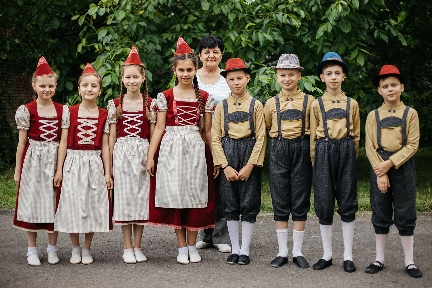 Germans of Ukraine. Who are they?
