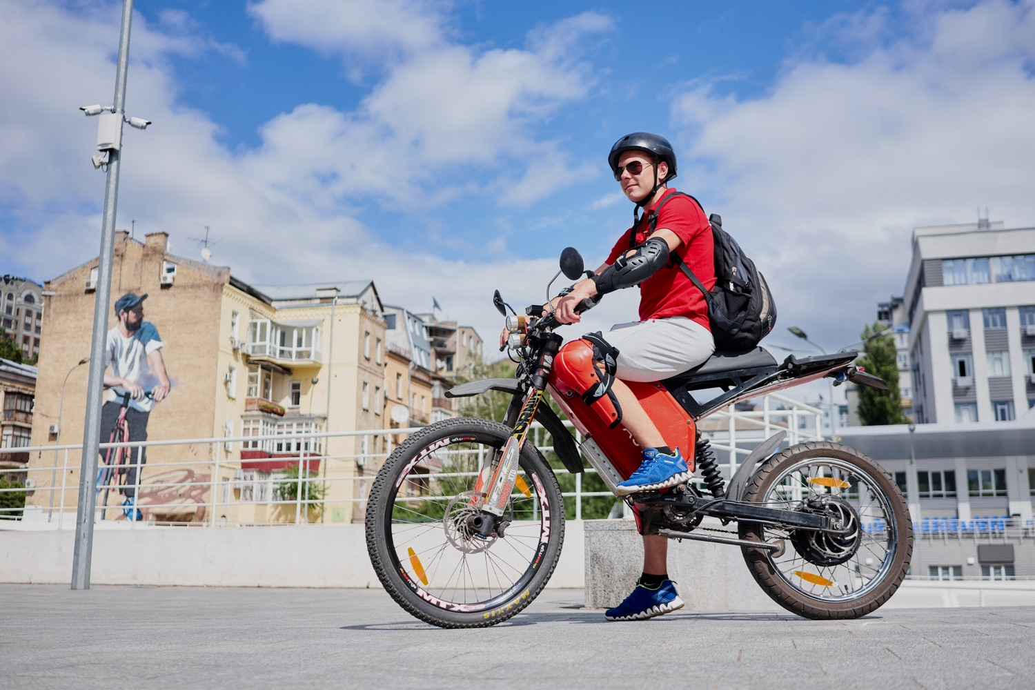 Ukrainian e-bikes conquer the world