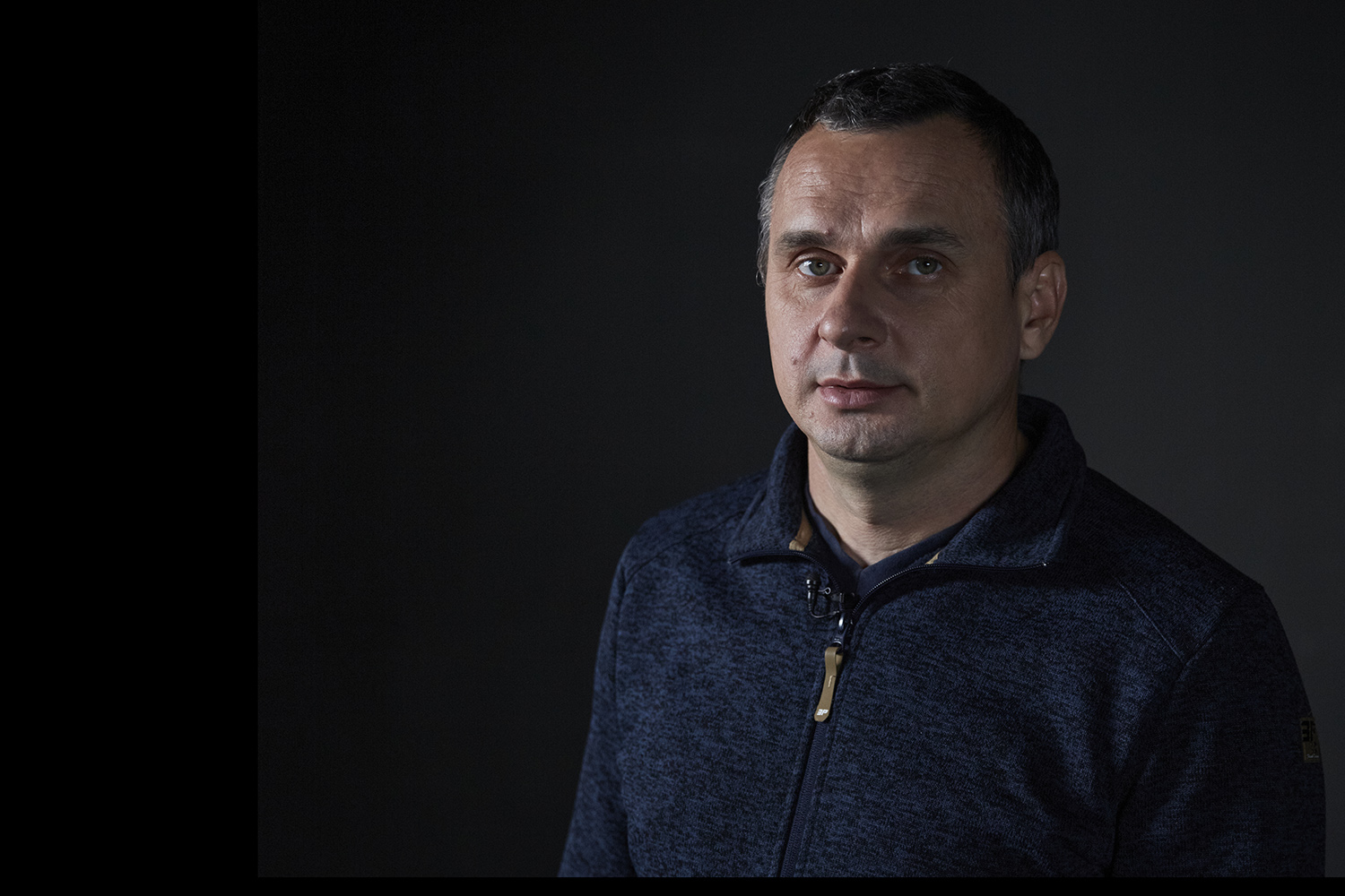 Oleg Sentsov and his Crimea