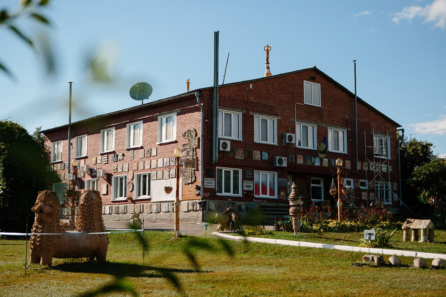 Музей гончарства в Опішному в 360