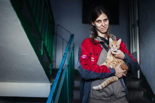 Від кота до лося: як працює Команда порятунку тварин